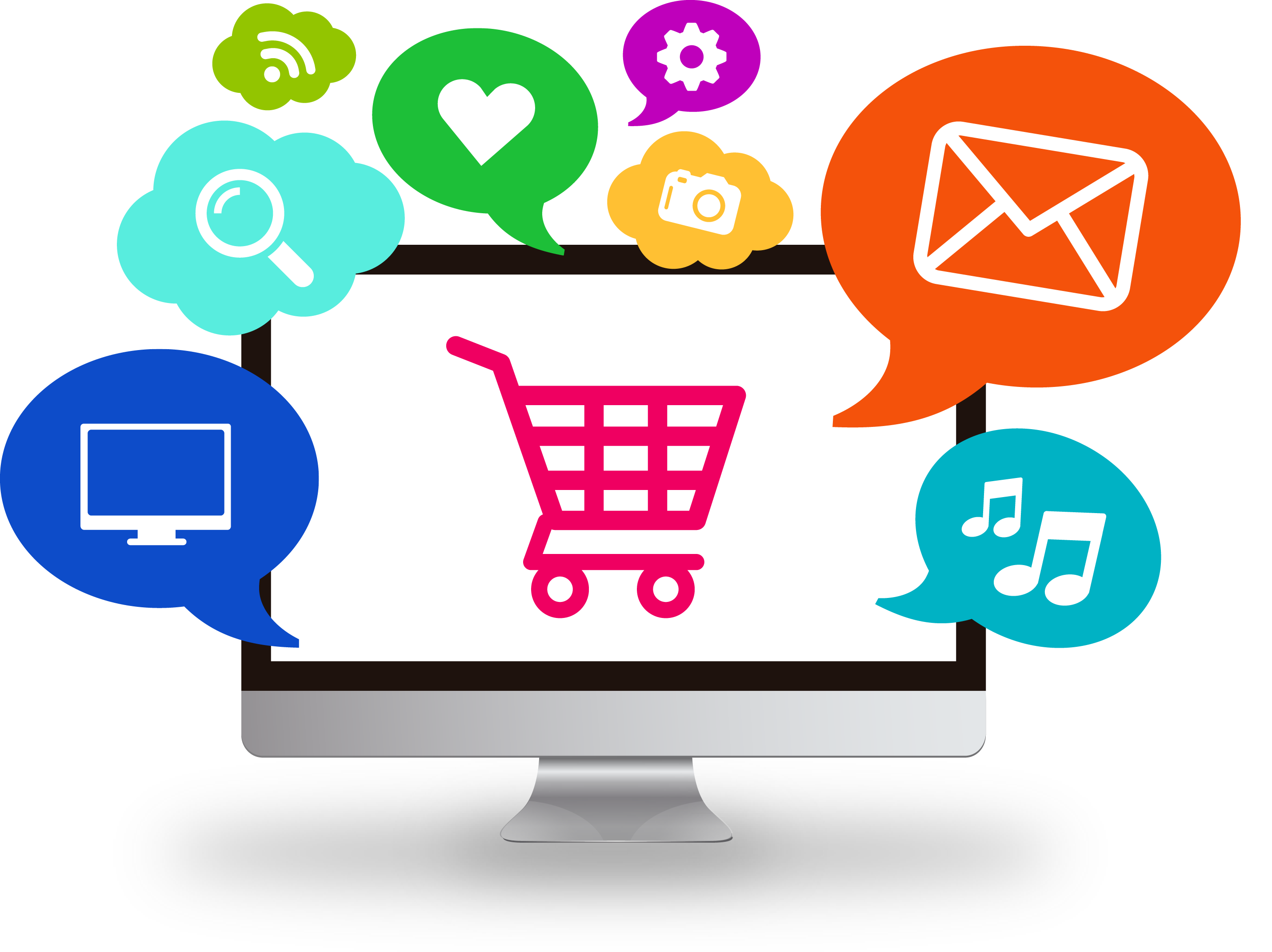 Unique Web Designing And E-Commerce Techniques Can Be Helpful